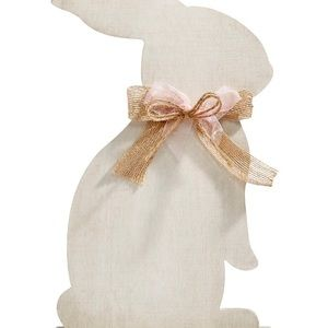 Martha Stewart Spring Figueral Standing Bunny